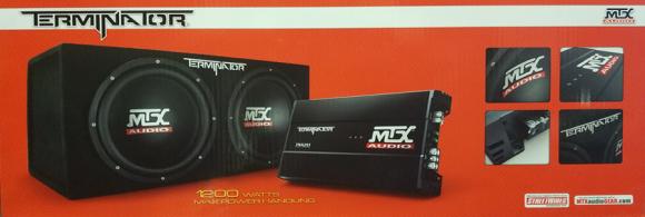 MTX Terminator Package